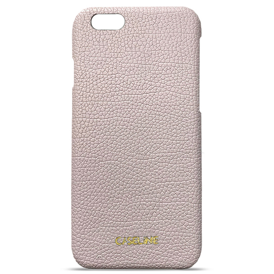 Apple iPhone 6/6s Premium Nude Case Monogram Inicjały